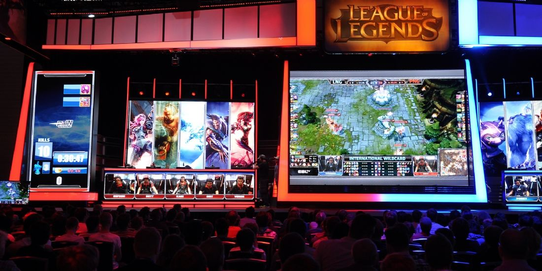 eSport : une cible de 7,5 millions de fans en France