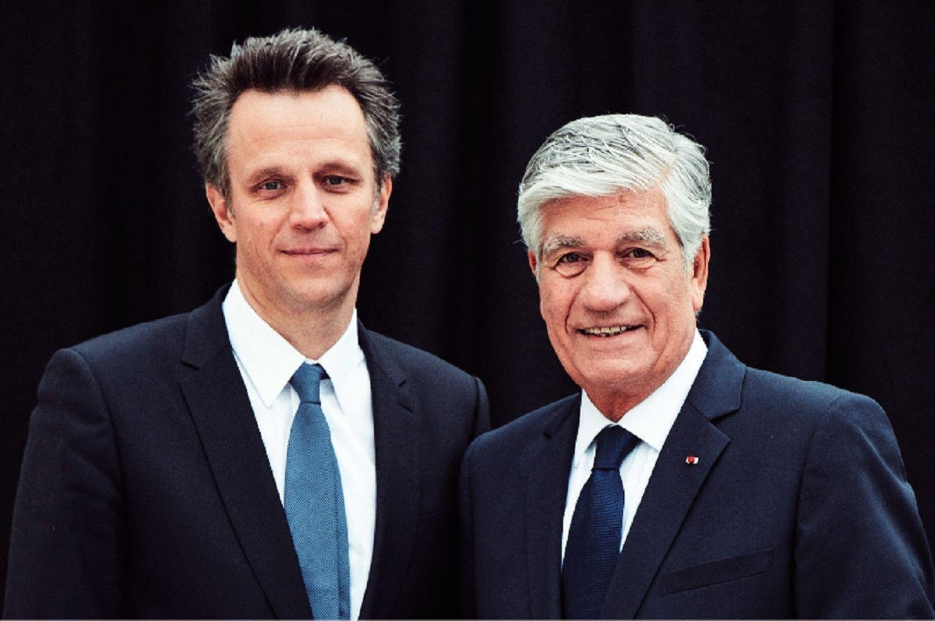 Maurice Lévy passe la main à Arthur Sadoun — Publicis