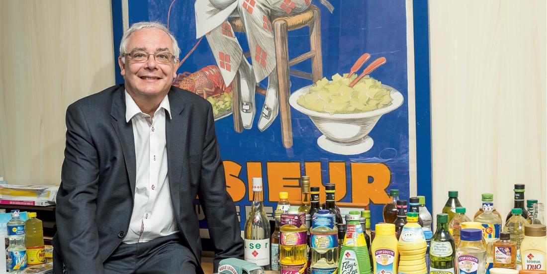 À la tête de Lesieur, Romain Nouffert revient sur 20 ans de publicité Puget