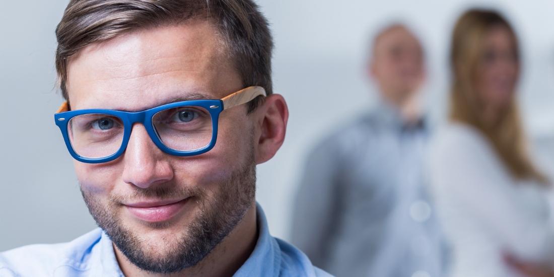 L'imprimé publicitaire tape dans l'oeil des porteurs de lunettes