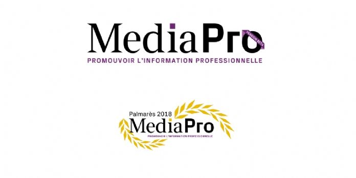 L'association Presse Pro devient MediaPro et lance son Palmarès 2018