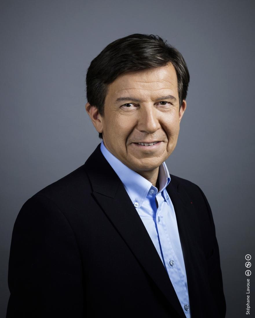 Gilles Pélisson officialise le changement de nom des chaînes NT1 et HD1