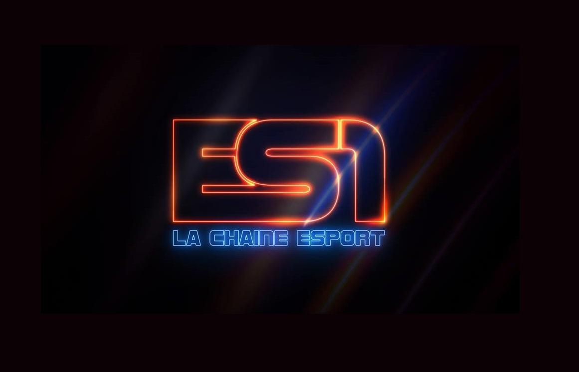 ES1 : la chaîne 100 % eSport officiellement annoncée