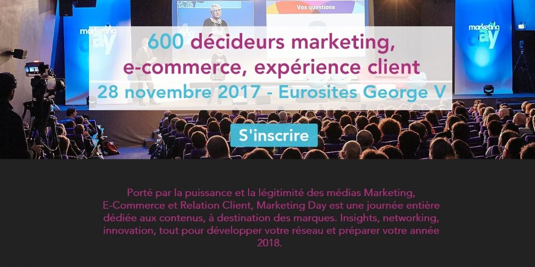 Marketing Day en temps forts