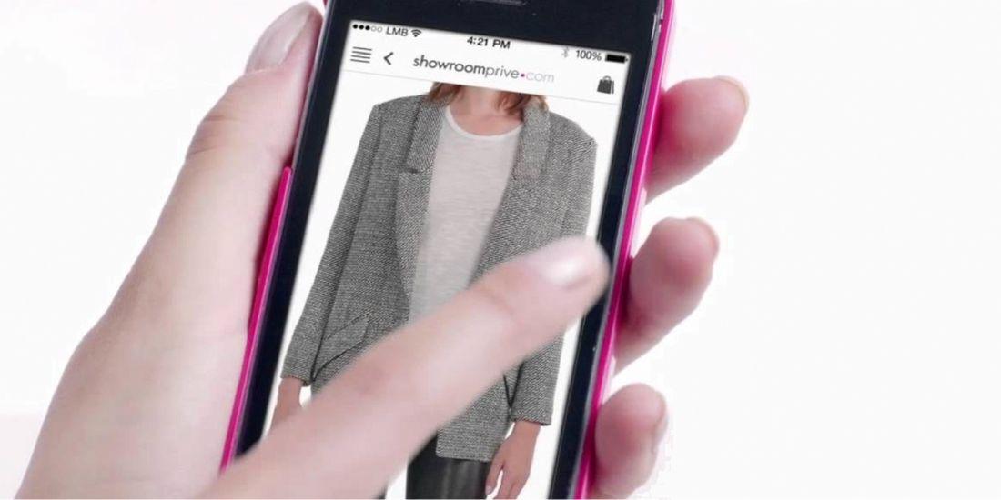 Admo.tv accompagne Showroomprivé avec son offre d'app tracking