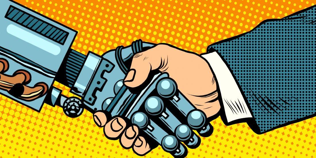 Trouver le bon équilibre humains / robots