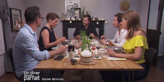 """Ajinomoto mise sur """"Un dîner presque parfait"""" pour promouvoir sa marque"""