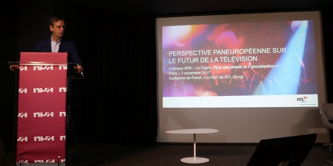 Data et vidéo au coeur du dernier colloque NPA-Le Figaro