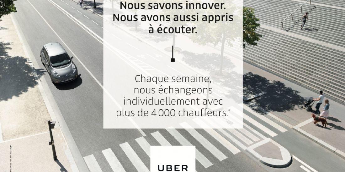 Uber, ou comment changer son image de marque