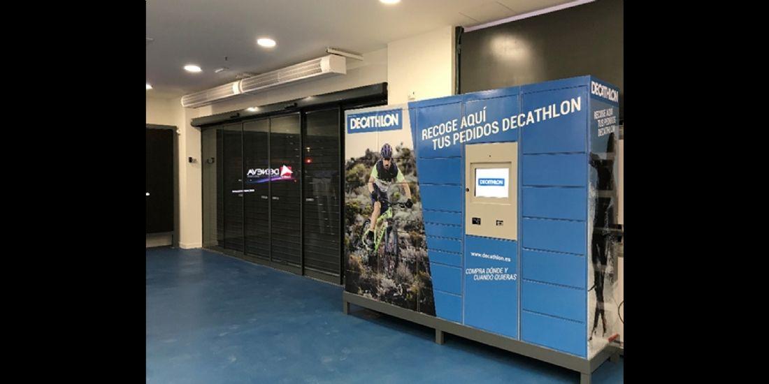 Decathlon Espagne noue un partenariat avec le réseau de consignes intelligentes Pudo pour le retrait des achats en ligne