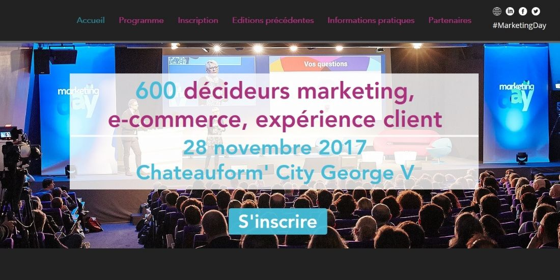 Marketing Day, comme si vous y étiez!