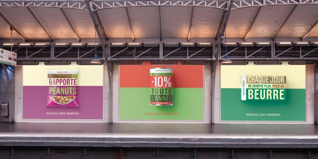 Monoprix en connaît un rayon sur l'efficacité publicitaire