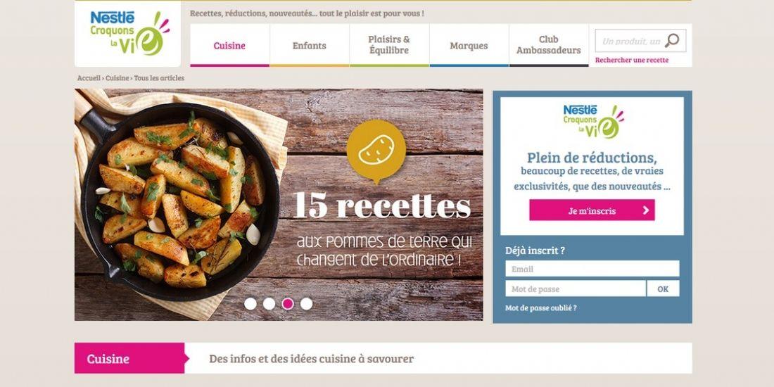 Comment Nestlé performe grâce à l'influence 'peer-to-peer'