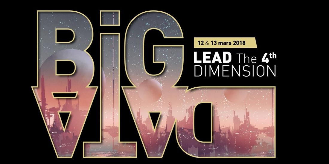 Big Data Paris 2018 ouvre une 4e dimension