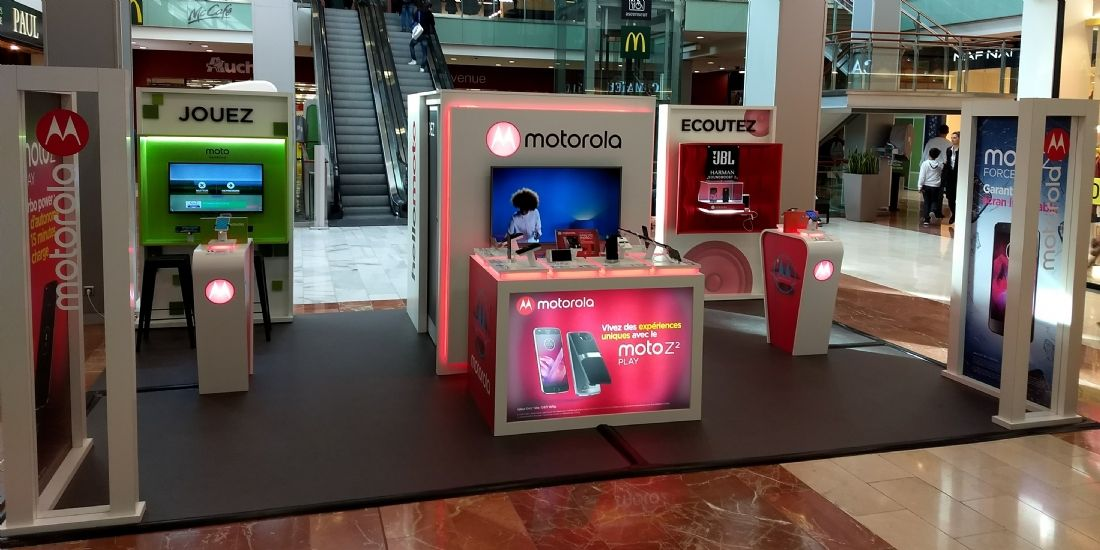 Comment Motorola compte rejouer dans la cour des grands?
