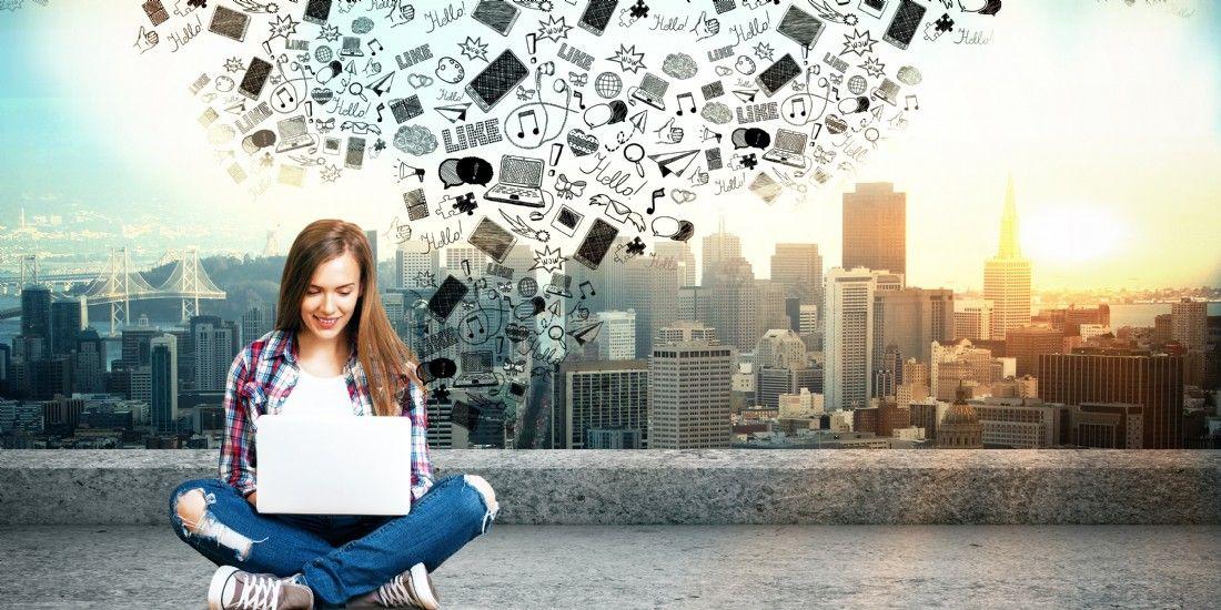 Les marques américaines, pionnières du social media