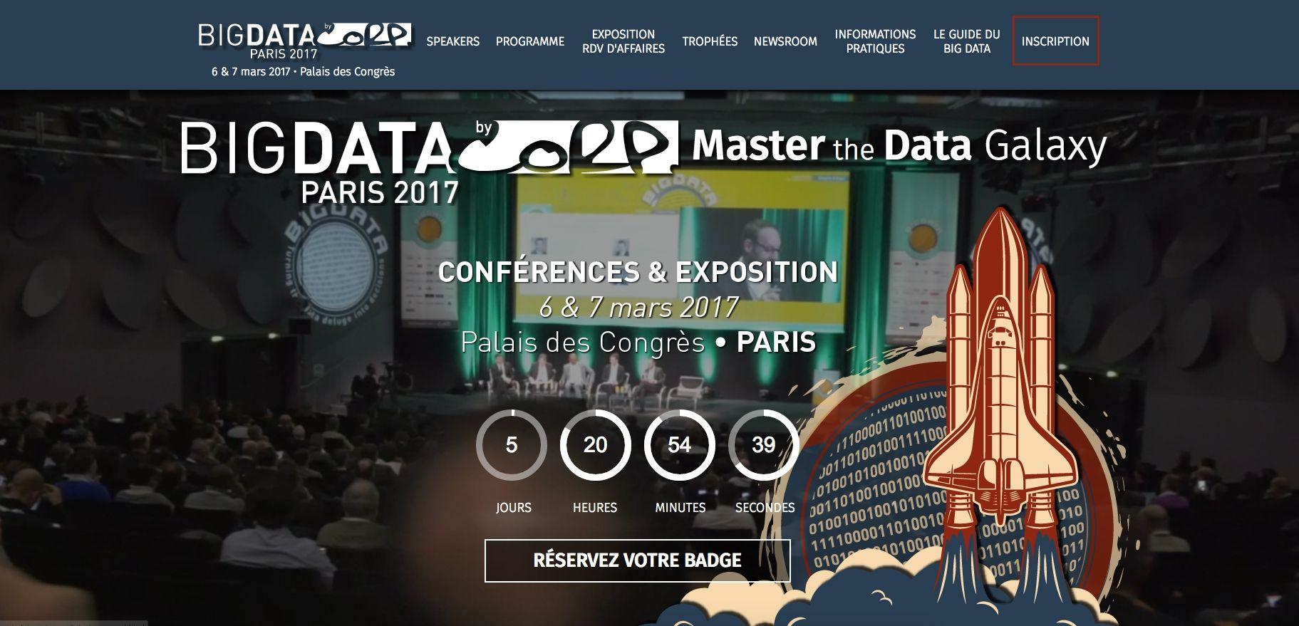 salon big data 2017 cap sur l 39 agilit et l 39 ia