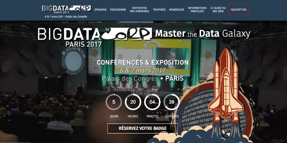 Salon Big Data 2017: cap sur l'agilité et l'IA