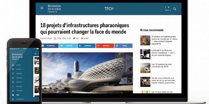 Presse : quand les médias américains se lancent dans l'aventure française