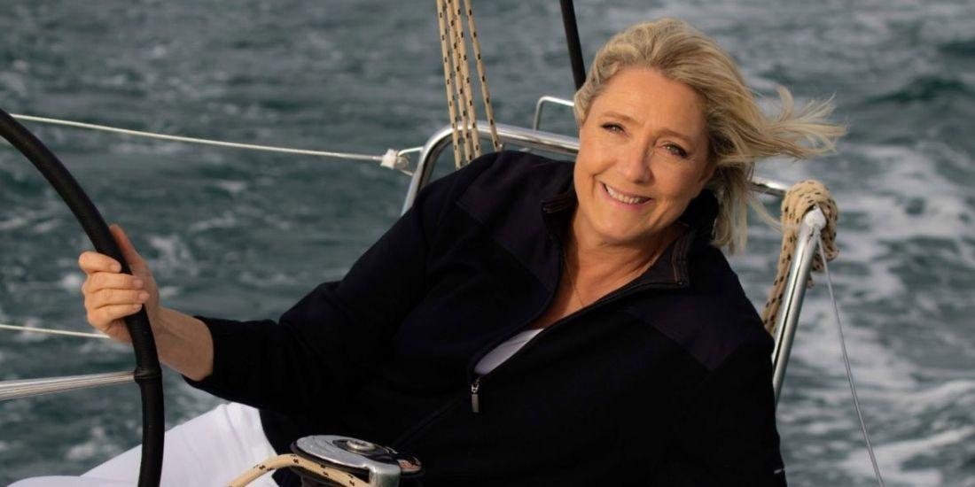 Marketing politique : les bonnes pratiques d'amplification sociale de Marine Le Pen