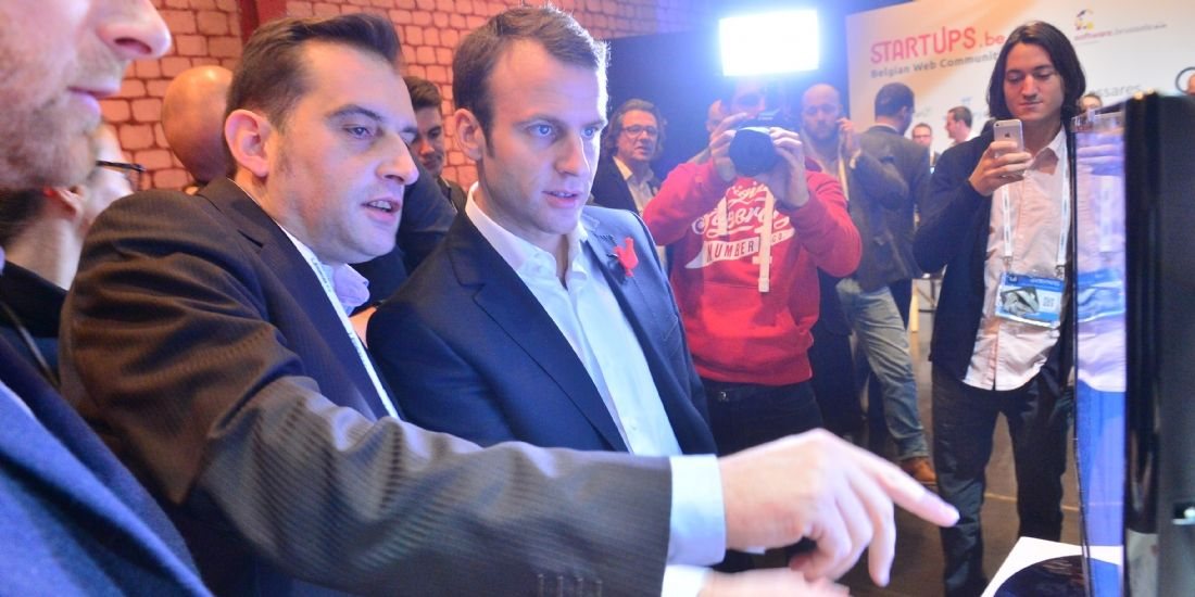 Marketing politique : les bonnes pratiques Big Data d'Emmanuel Macron