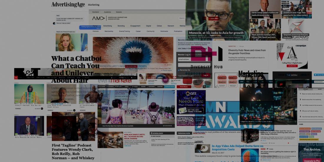 État des lieux de la publicité print: l'actu marketing vue de l'étranger