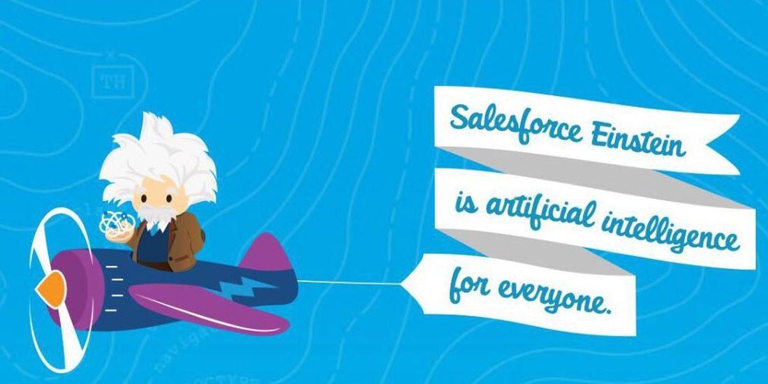 Salesforce développe sa solution Commerce Cloud Einstein