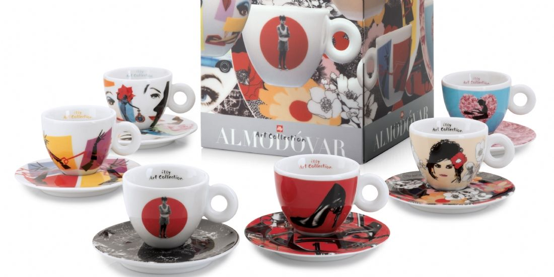 Le marketing d'Illy, c'est tout un art