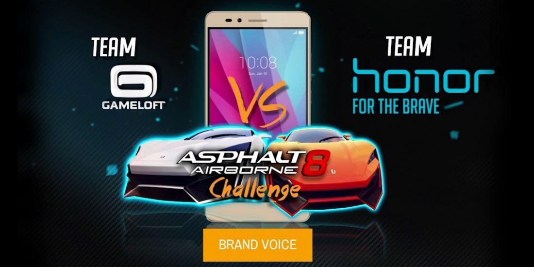 Gameloft & Honor : une campagne sociale de gaming sur la ligne d'arrivée