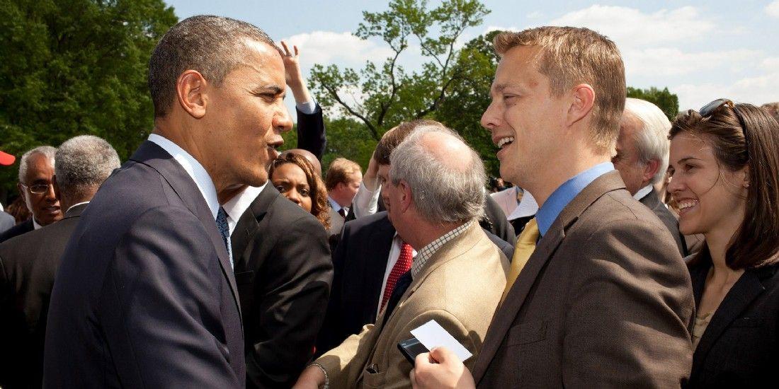 'Il n'y avait ni wi-fi ni Bluetooth' : Tom Cochran, ex-digital leader de la Maison-Blanche