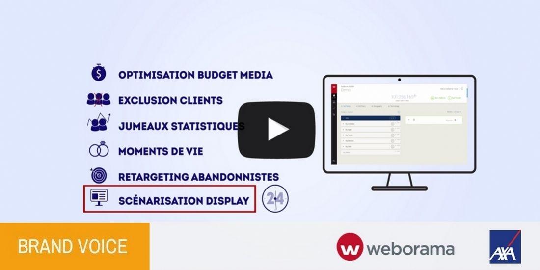 La DMP AXA en vidéo : mise en place & résultats d'un cas d'usage de scénarisation client/prospect