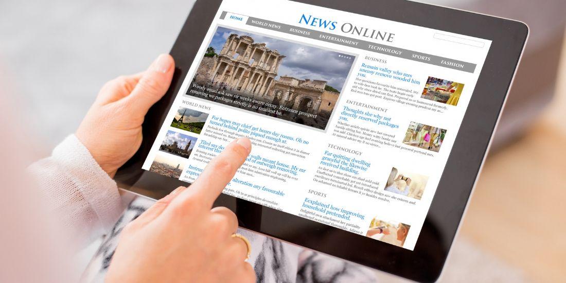 Presse : les lectures digitales compensent la baisse de l'audience