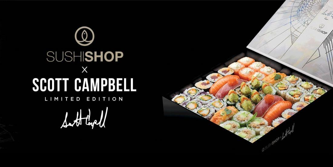 La recette de Sushi Shop pour susciter l'envie