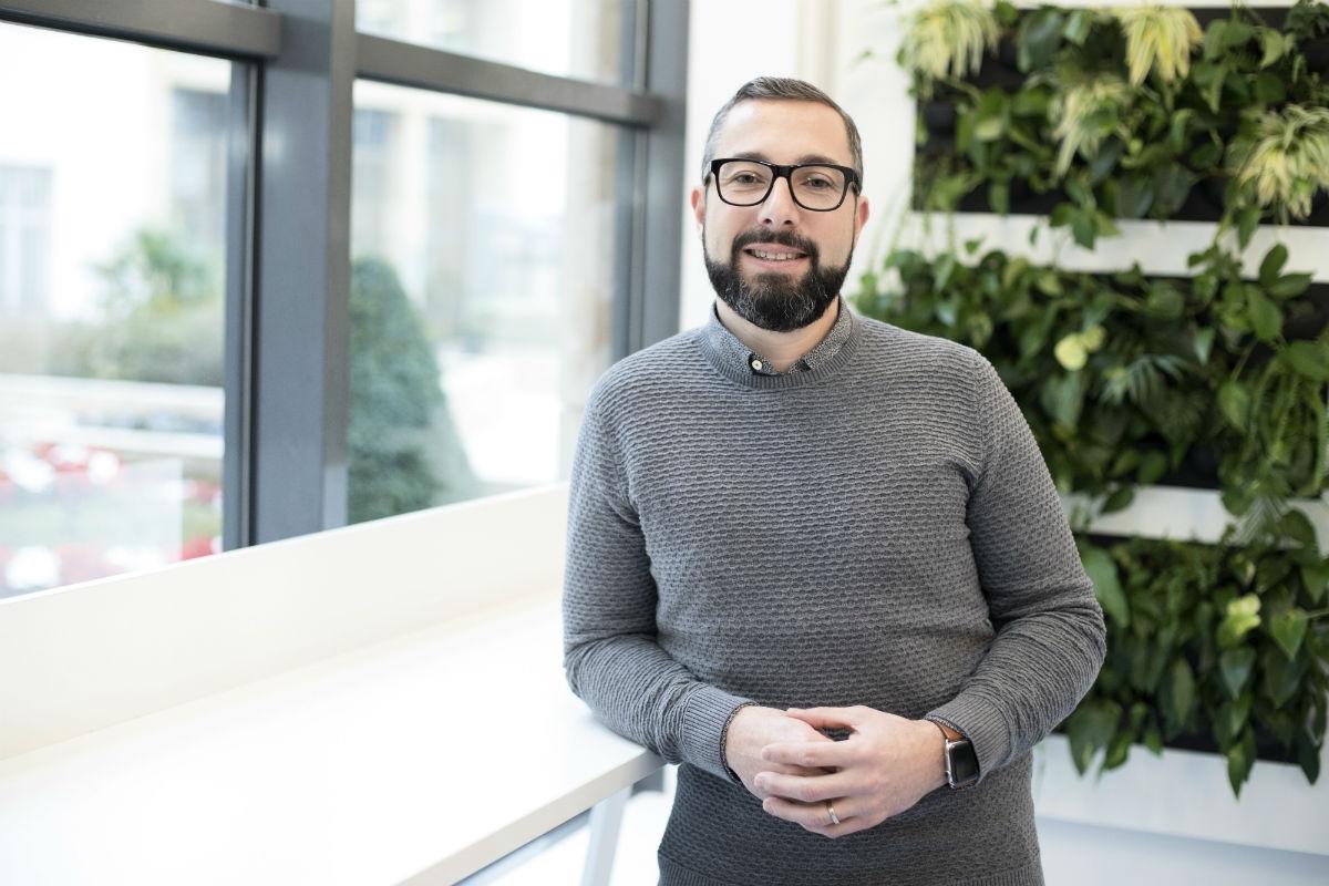 Un nouveau directeur à la tête du réseau — Biocoop
