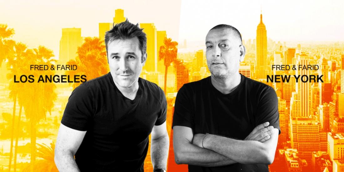 Fred & Farid ouvre un nouveau bureau à Los Angeles