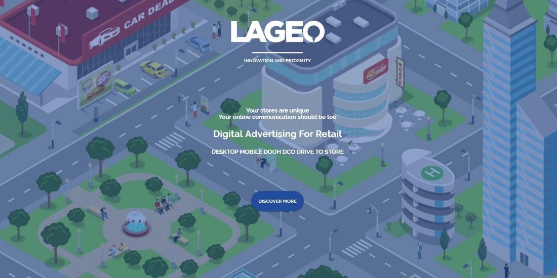 Lageo, la solution de gestion des campagnes digitales d'Adcleek