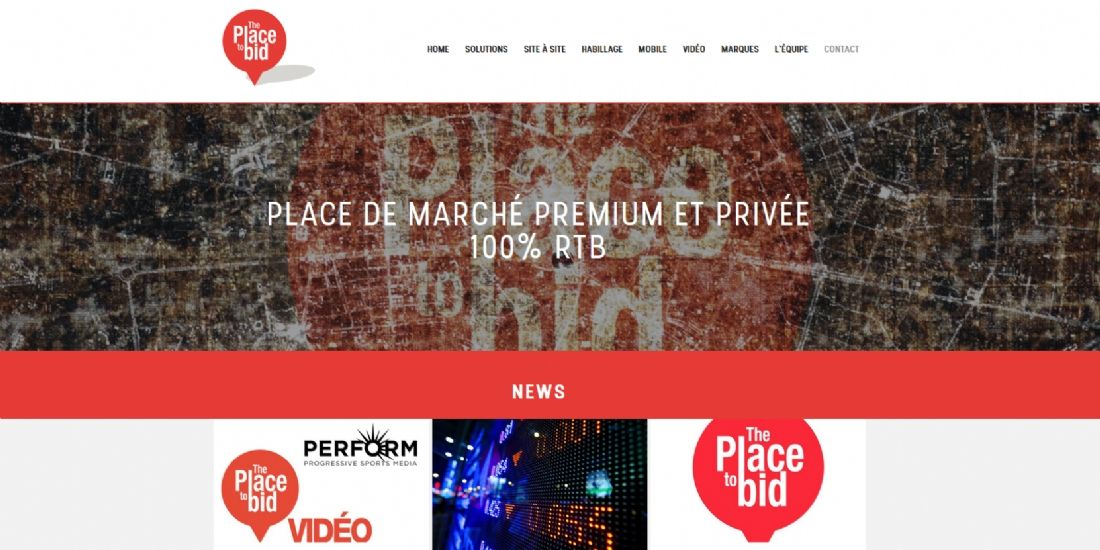 The Place To Bid intègre le Header Bidding