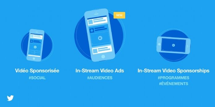 Twitter dévoile sa nouvelle solution publicitaire vidéo pour les marques