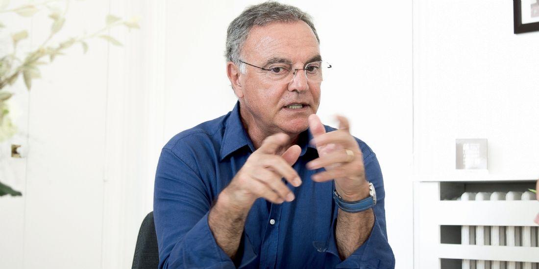 Alain Afflelou: 'Le digital, je n'en vois pas forcément l'intérêt'