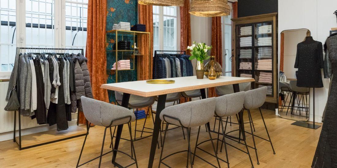 L'enseigne Bréal inaugure un nouveau concept de shopping 'La Villa'