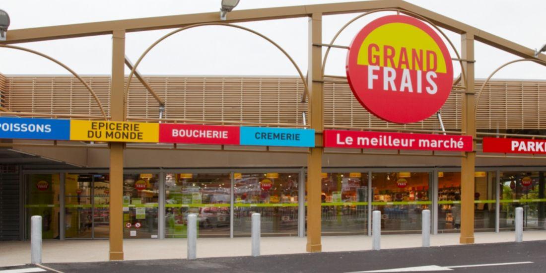 Grand Frais, enseigne numéro 1 dans le coeur des Français