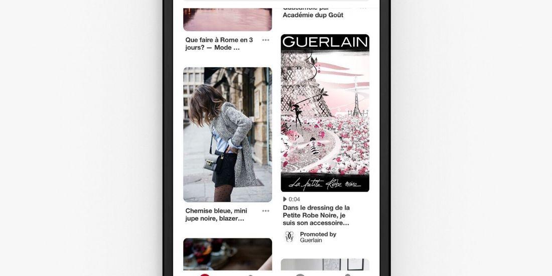 Pinterest ouvre sa plateforme publicitaire à tous les annonceurs