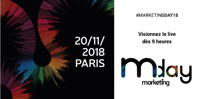Vivez Marketing Day 2018 en direct