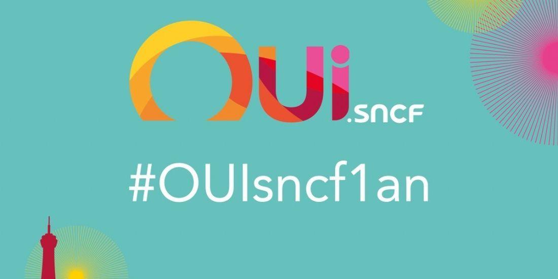Un premier anniversaire réussi pour OUI.sncf