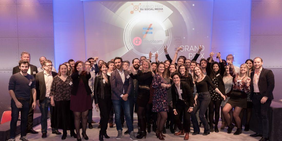 Grand Prix du Social Media : qui sont les lauréats?