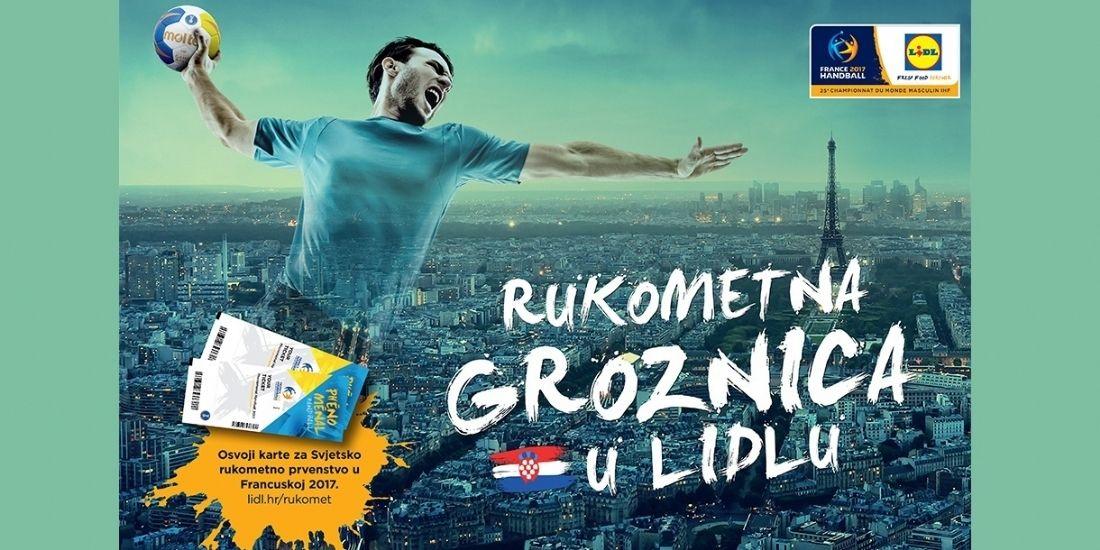 Lidl nommé 'sponsor de l'année' pour son soutien au hand français