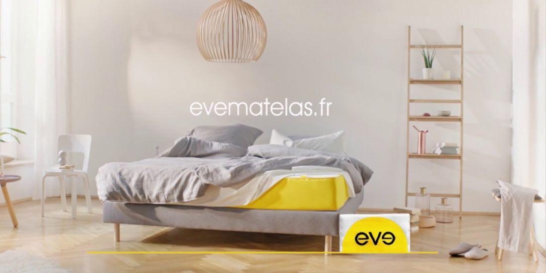 Eve Sleep inaugure ses premiers showrooms à Paris et à Nice