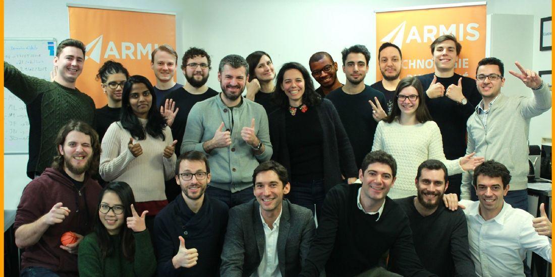 Armis lève 6 millions d'euros pour devenir une plateforme digitale SaaS