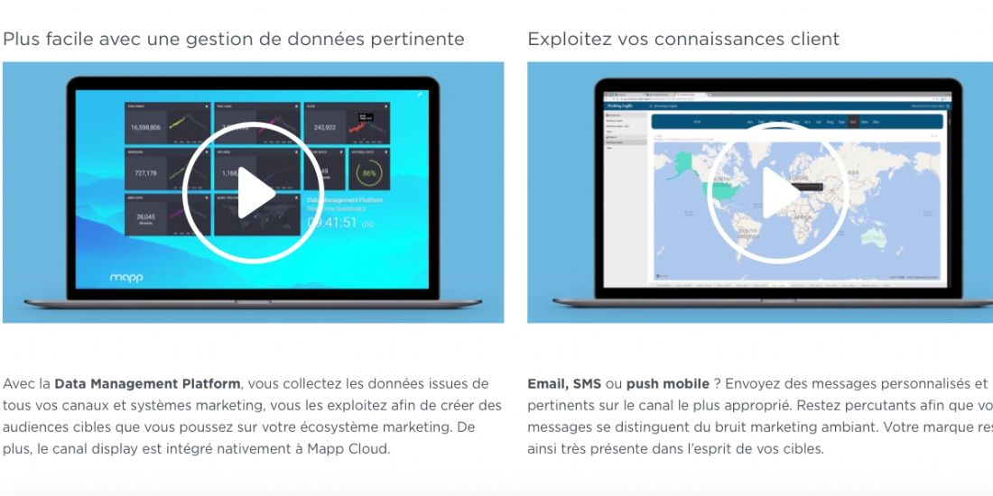 Mapp Digital dévoile Mapp Cloud
