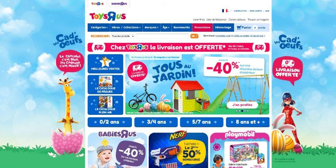 Toys'R'Us : l'avenir des magasins français incertain
